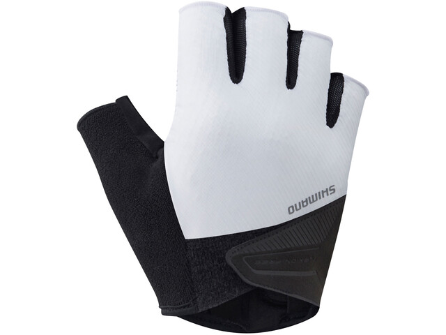 Shimano Advanced Gloves Herren white